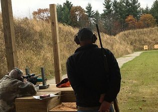Machickanee Shooting Range