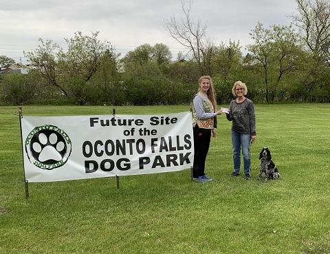 dog park Oconto Falls