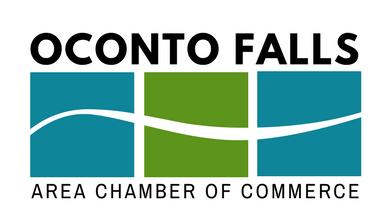 Oconto Falls Area Chamber of Commerce Logo